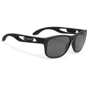 Rudy Project Groundcontrol Glasses Matte Black/Smoke Black